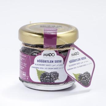 MADO - Dondurma Sosu (40 gr - Mini Kavanoz) (1)