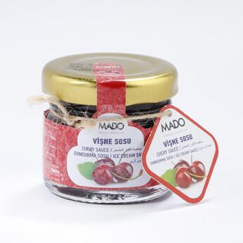 Dondurma Sosu (40 gr - Mini Kavanoz) - Thumbnail
