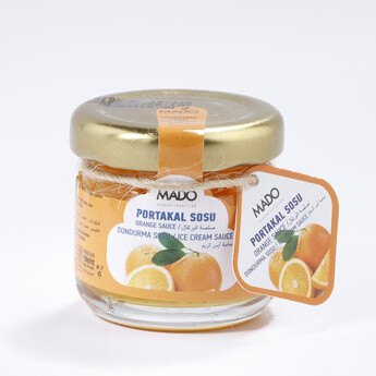 MADO - Dondurma Sosu (40 gr - Mini Kavanoz)