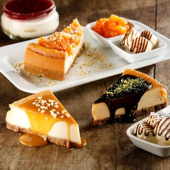 MADO - Frambuaz Soslu Cheesecake (Dilim)