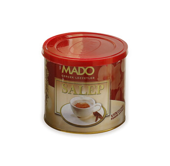 MADO - Granül Salep (250 gr, Teneke Kutu)