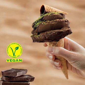 MADO - MADO Bitter Çikolatalı Vegan Dondurma(1000gr)