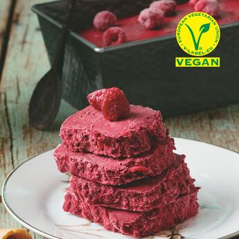 MADO - MADO Frambuazlı Vegan Dondurma (1000gr)