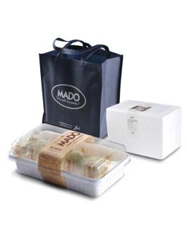 MADO - MADO Sade ve Fıstıklı Dondurma (500gr) (1)