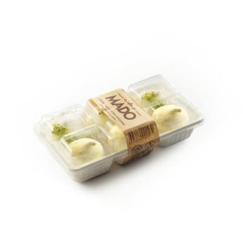 MADO - MADO Sade ve Fıstıklı Dondurma (500gr)