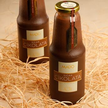 MADO - Pastörize Sıcak Çikolata (1lt)